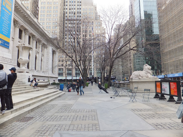 New York Public Library, Manhattan, Elisa N, Blog de Viajes, Lifestyle, Travel