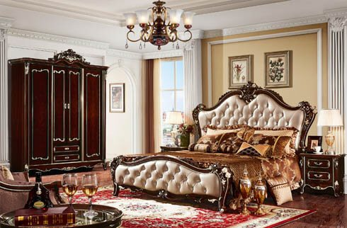 Mua bộ phòng ngủ tân cổ điển giá rẻ ở đâu?