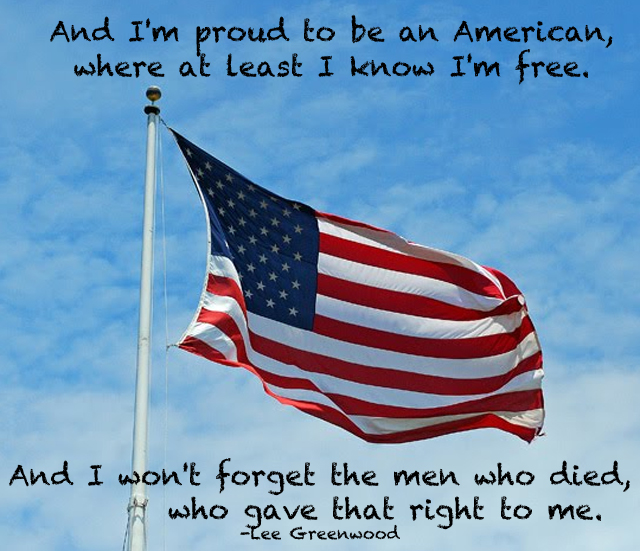 Memorial Day Thank You Quotes: A Little Piece Of Me: Freedom Isn't Free