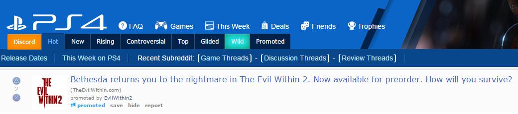 Se filtra The Evil Within 2, se presentaría en el E3