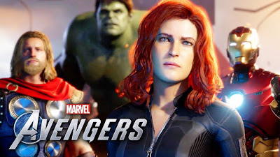 Marvel's Avengers A Day APK + OBB for Android Mobile
