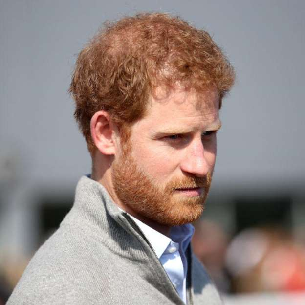 Prince Harry says No one in royal family wants to be king or queen