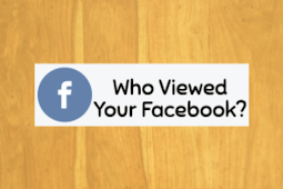 Who Show My Facebook Profile