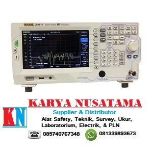 Jual Rigols DSA815 Spectrum Analyser di Makasar