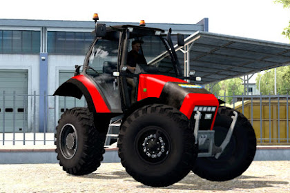 Tractor New Holland 1.34