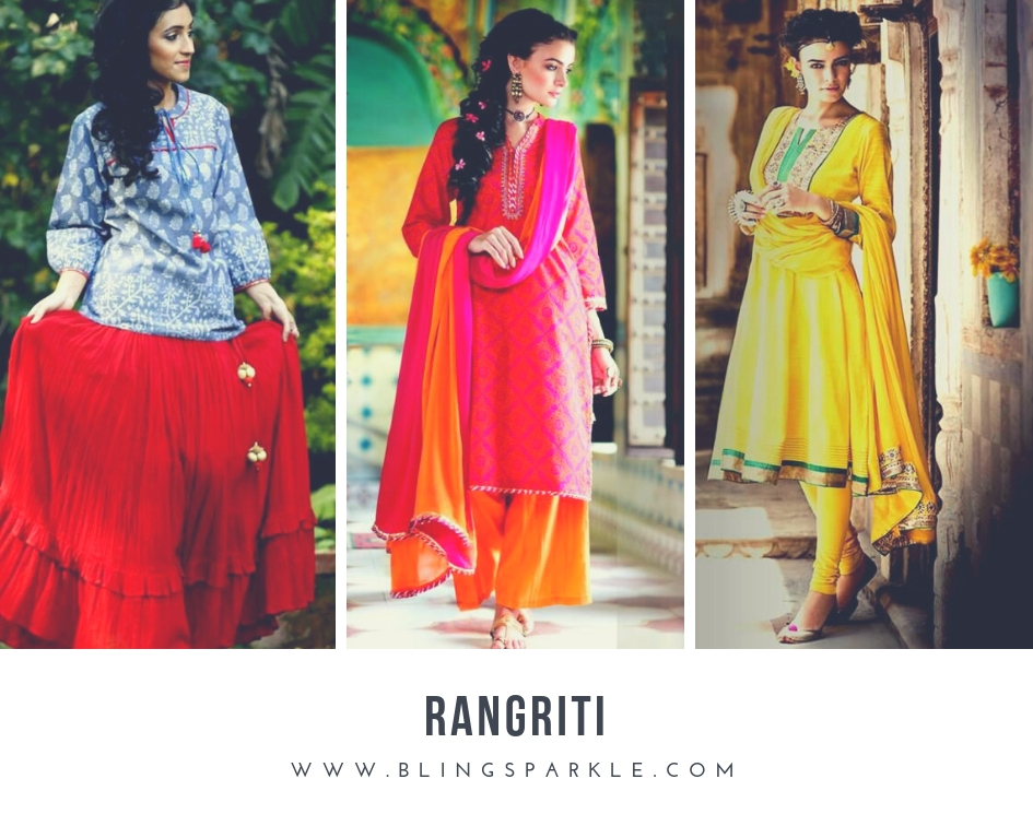 3db4345e0 If there is the word  Rang  or color in any ethnic wear