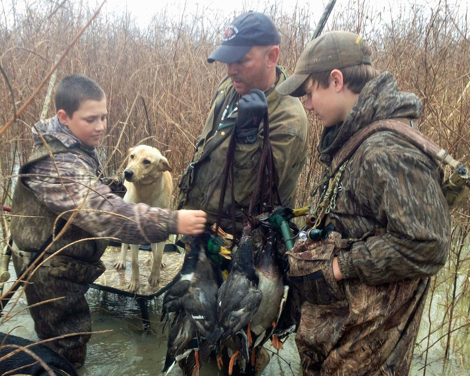 Ramsey Russell's GetDucks com Journal: Eight of Clubs