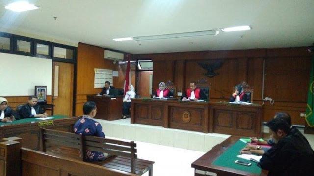 Pakai Mobil Dinas ke Acara Prabowo, Pimpinan DPRD Gunungkidul Divonis 2 Bulan Penjara