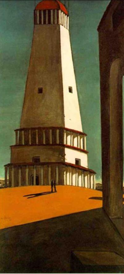 Dazulterra Giorgio Di Chirico