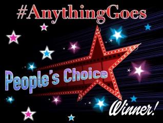 #AnythingGoes People's Choice Winner Badge