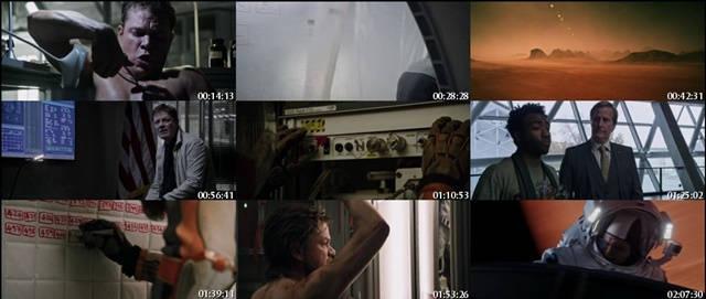 Marte: Misión Rescate DVDRip Latino