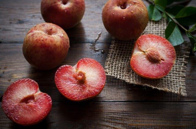 Dibalik rasanya yang unik, ternyata kandungan gizi buah plum sangat mengagumkan