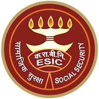 Employees State Insurance Corporation, ESIC, Delhi, Post Graduate, Consultant, Manager, freejobalert, Sarkari Naukri, Latest Jobs, esic delhi logo
