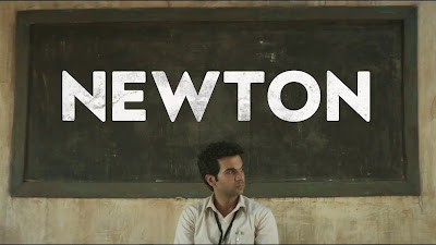 Rajkummar Rao New HD Image In Newton Movie