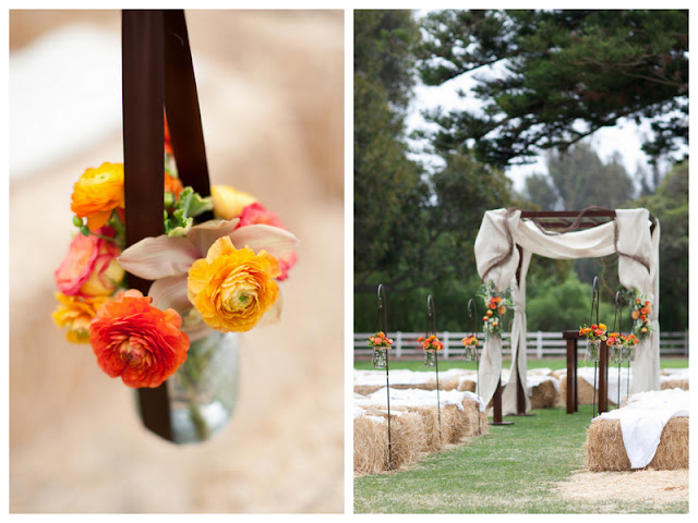 rustic fall wedding at camarillo ranch | photos by epic imagery