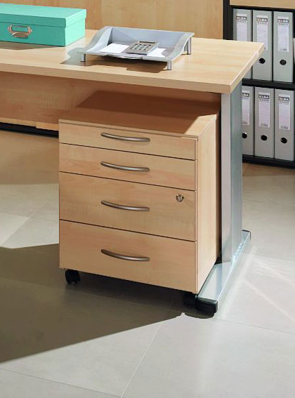 The Search for UnderDesk Storage Drawers  New House Design