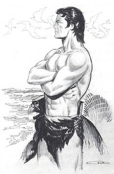 Tarzan a dzsungelben