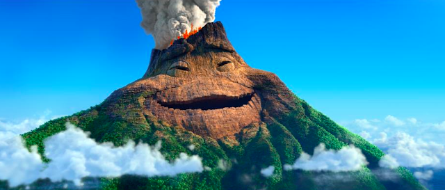 Disney Pixar Lava film short