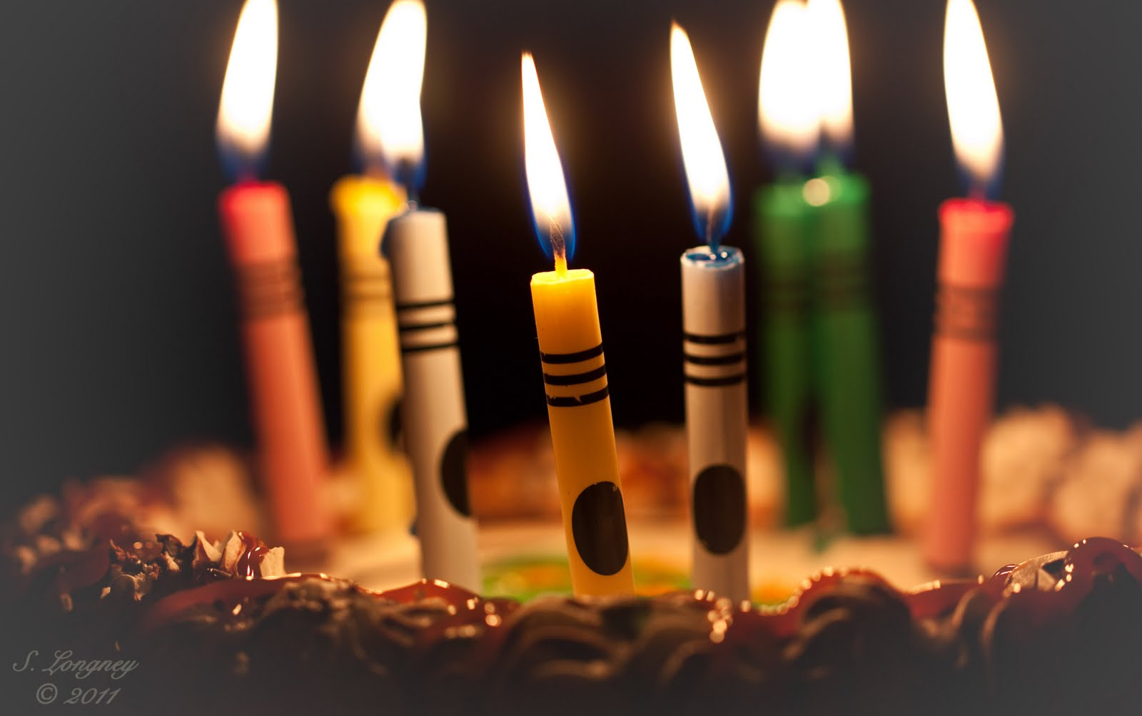Significance Of  Candles On Birthday Cake