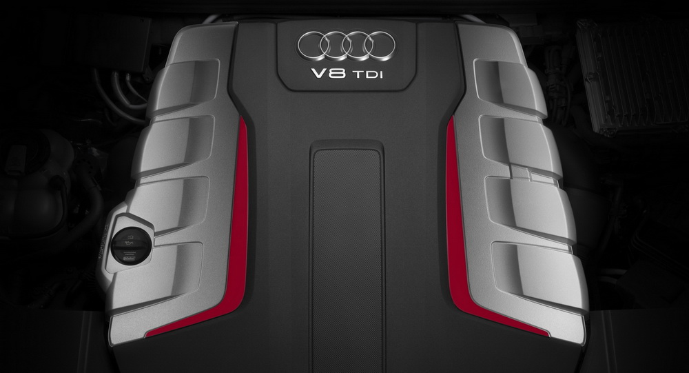 Audi's New V8 Engine To Be The Last One Of Its Kind?