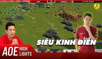 AOE Highlight | Ngả mũ thán phục trước trận đấu tinh hoa của AOE Việt