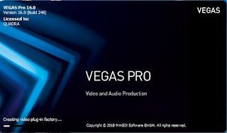 MAGIX Vegas Pro 16.0.0 Build 248 + Portable + Suite / 11.0 Build 700 x32