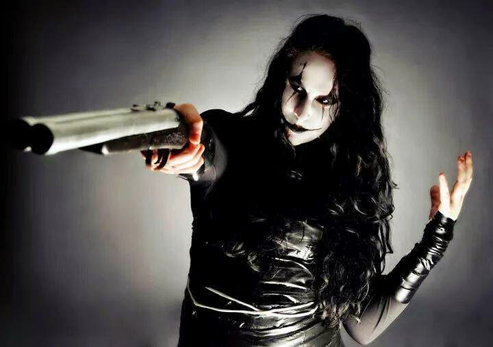 Roxy Lee GG Cosplay - The Crow