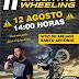 Contagem regressiva para o 2º Show de Whelling no Santo Antônio, município de São Domingos