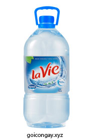 Giao nước bình lavie 5l
