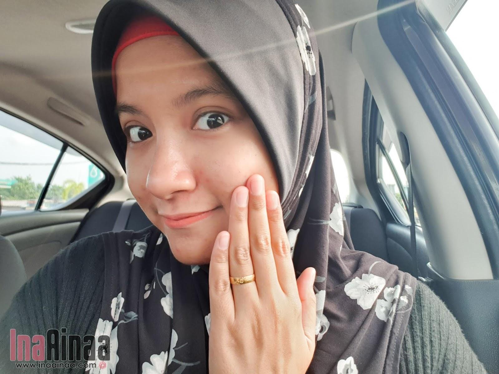 AQUA WHITENING CREAM - Hak Milik Ina Ainaa