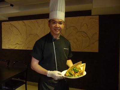 Chef Kelvin