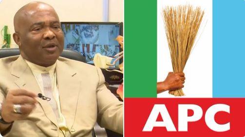 APC congratulates Senator Uzodinma on Supreme Court victory