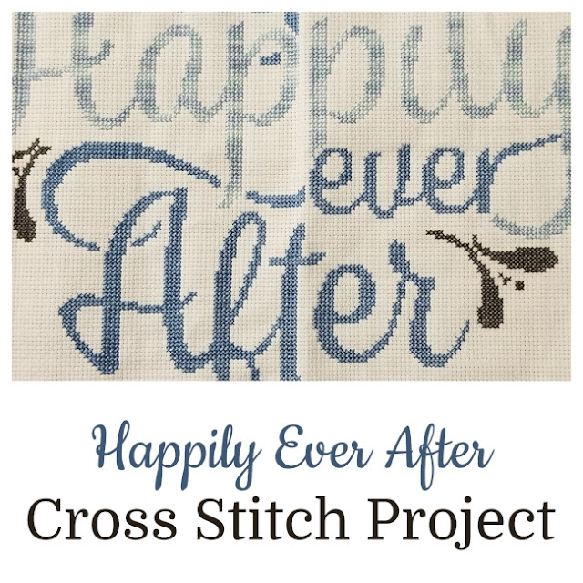 Happily Ever After Cross Stitch