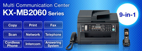 Download Panasonic KX-MB2062 Driver Printer