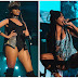 10 pictures of Nadia Nakai performing in dope costume at #castleliteunlocks
