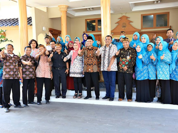Desa Biru Wakil Kabupaten Bandung Lomba Desa Provinsi