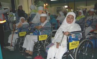 Isi 10 Ribu Tambahan Kuota Haji 2019, Pemerintah Prioritaskan Jemaah Lansia
