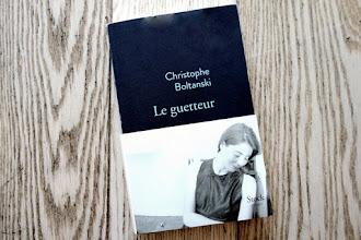 Lundi Librairie : Le guetteur - Christophe Boltanski