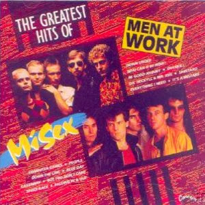 Men at work – Greatest hits