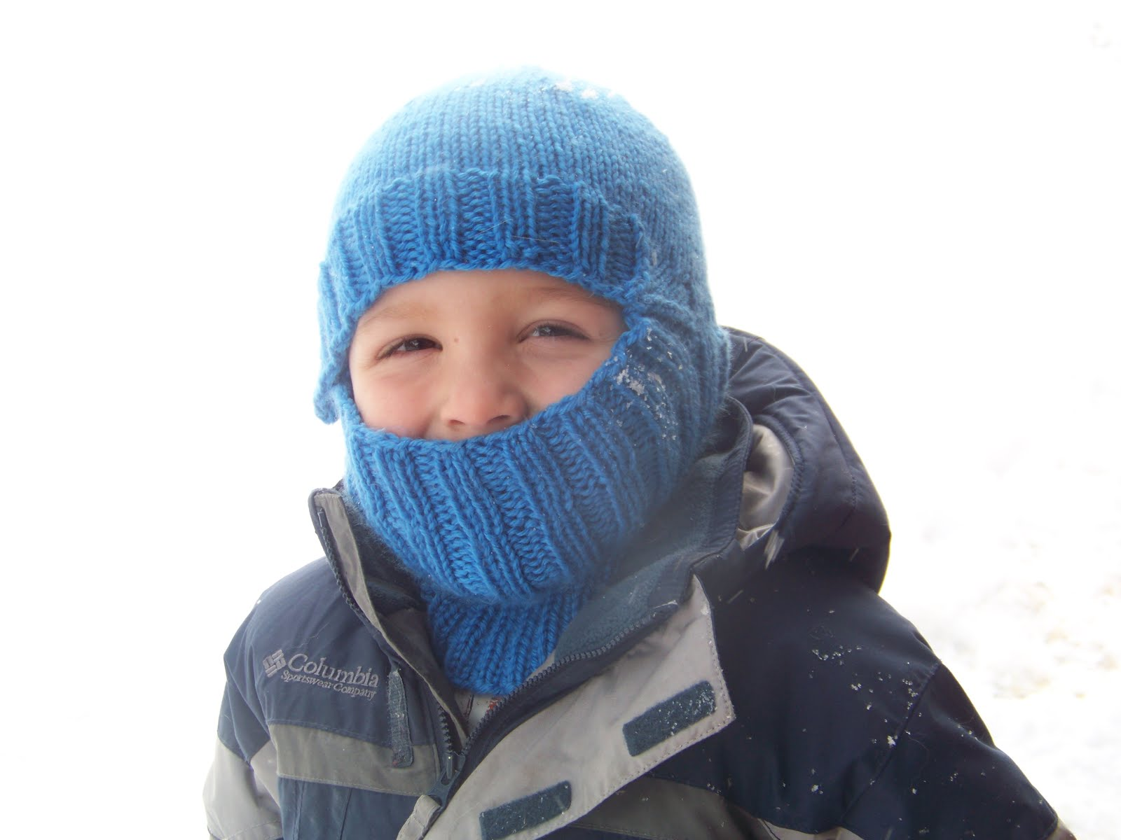 When they saw the pattern for this balaclava (ravelry link to the free  pattern) 8e129ce88e8