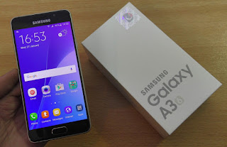 Cara Flash Samsung Galaxy A3 SM-A300H