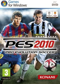 Pro Evolution Soccer (PES) 2010 PC Full