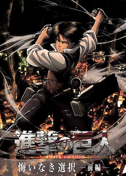 Descargar Shingeki no Kyojin: Kuinaki Sentaku [2 - 2][Ova][Sub Español][MEGA] HDL]