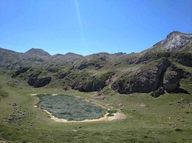 Laguna Almagrera o Laguna de la Mina