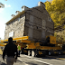 Η εταιρία που μεταφέρει ολόκληρα κτίρια σε άλλη περιοχή (video)