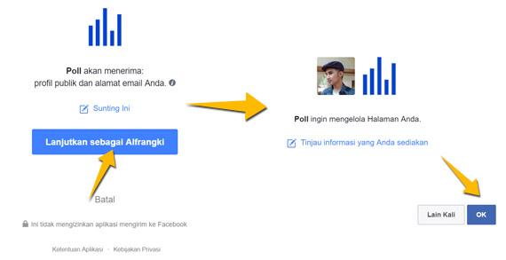 Cara  Membuat Polling di Facebook