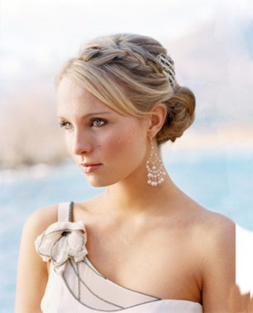 beautiful wedding hairstyle updos for long hair