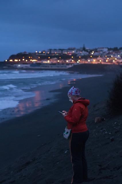 Praia do Monte Verde; Ribeira Grande, São Miguel, Azore