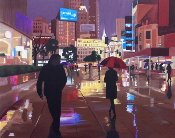 Талантливый британский художник. Paul Wilson 11