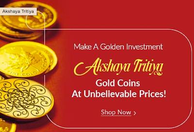 Best Akshaya Tritiya Offers on Snapdeal